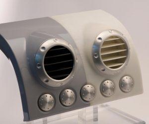 Prototyp KFZ-Luftdüste(FDM)