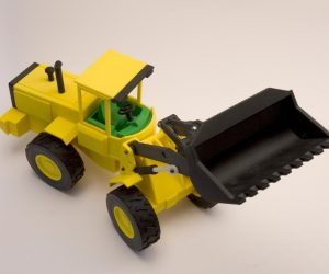 Prototyp Spielzeugbagger(FDM)