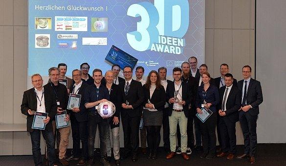 Der Bre3D-Award 2018/2019